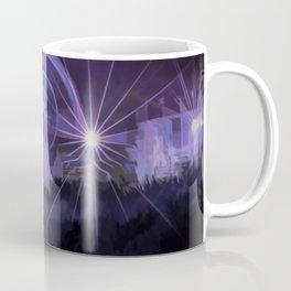 Ferris Wheel Night Coffee Mug