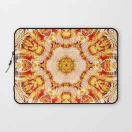 Mandalas from the Voice of Eternity 18 Laptop Sleeve