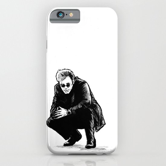 """H"" iPhone & iPod Case"