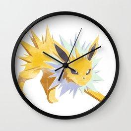 PKMN : JOLTEON Wall Clock