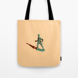Toy Soldier III Tote Bag