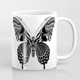 Butterfly Spirit Animal Coffee Mug