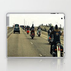 Who Owns The Road Here? Laptop & iPad Skin