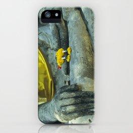 Buddha in Thailand iPhone Case