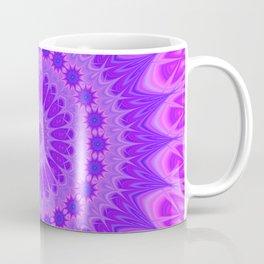 Cold flame mandala Coffee Mug