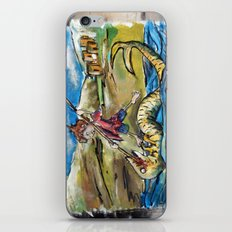 Saint George and the Dragon iPhone & iPod Skin