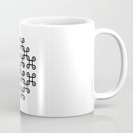 Crop circles motif Coffee Mug