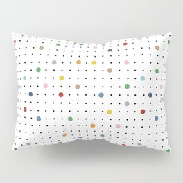 Pin Points Repeat Pillow Sham