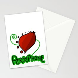Persephone | Veronica Nagorny Stationery Cards