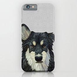 Bjorn - Malamute Samoyed Husky Mix iPhone Case