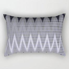 Snow Caps Rectangular Pillow
