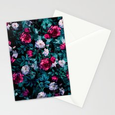 RPE FLORAL ABSTRACT III Stationery Cards