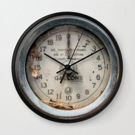 Vintage Guage Wall Clock