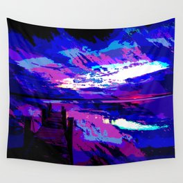 who was dragged down by the stone? Wall Tapestry