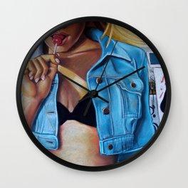LOLLIPOP CHAINSAW MASSACRE Wall Clock