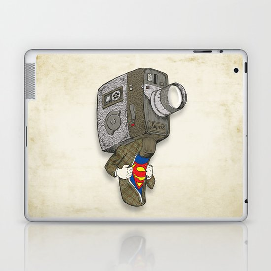 Super8 Laptop & iPad Skin