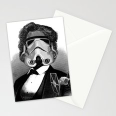 Stormtroopers Commander Stationery Cards