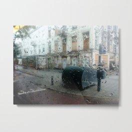 Rainy DayZ 4 Metal Print