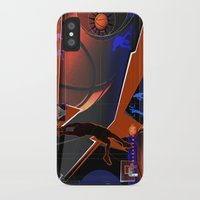 basketball iPhone & iPod Cases featuring Basketball by Robin Curtiss