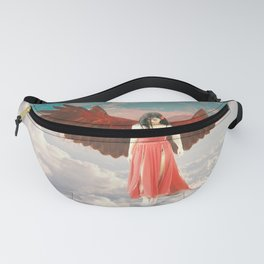 Lady of the Clouds Fanny Pack