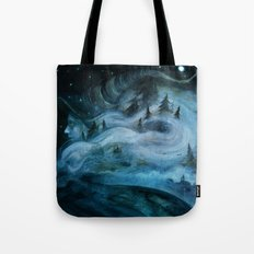 Witch of the Hills Tote Bag