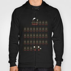 Stretched Out Locomotive  Hoody