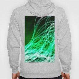 Linear Flow3 Green Hoody