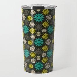Symbolic Camomiles Travel Mug