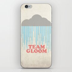 Team Gloom iPhone & iPod Skin