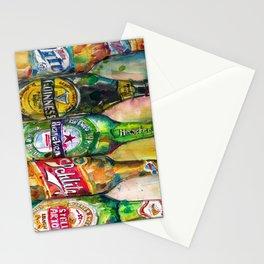 Miller Lite - Guinness- Heineken -Schlitz-Stella Artois Stationery Cards