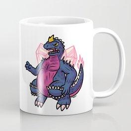 Space Godzilla Coffee Mug