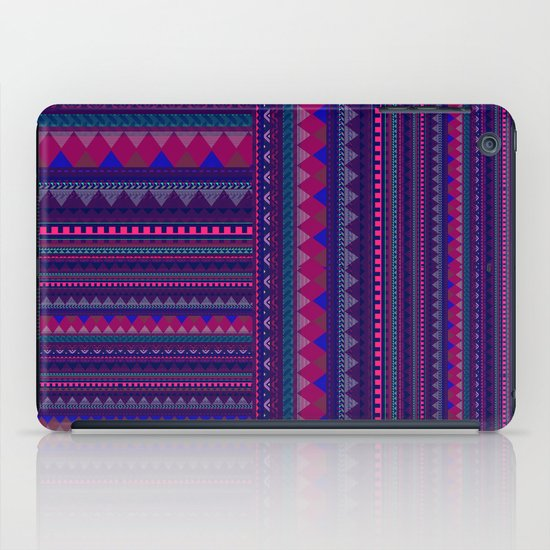 KNITTED AZTEC PATTERN  iPad Case