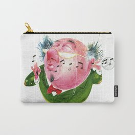 The Music Critic Carry-All Pouch