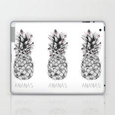 Ananas Pink Laptop & iPad Skin