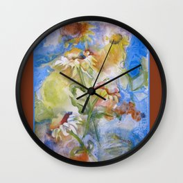 A Time to Feel Good Wall Clock