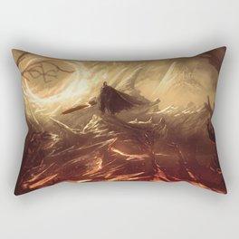 So it begins (berserk) Rectangular Pillow
