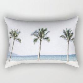 Palm trees 6 Rectangular Pillow