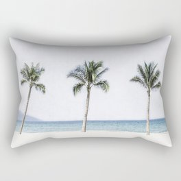 Palm trees 6 Rectangular Pillow