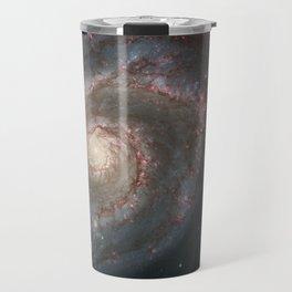 Whirlpool Galaxy Travel Mug