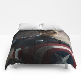CaptainAmerica Comforters