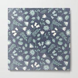 Winter Garden 1 Metal Print