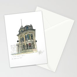 100 Willis Street Stationery Cards