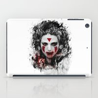 princess mononoke iPad Cases featuring princess mononoke by ururuty