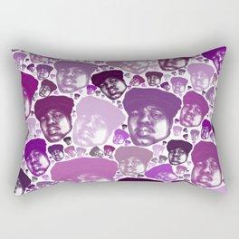Big Poppa Rectangular Pillow