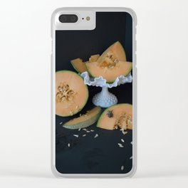 Complacent Clear iPhone Case