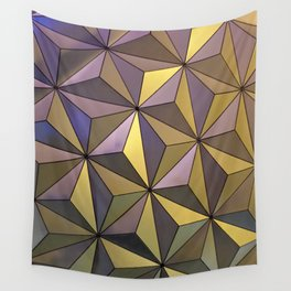 Epcot Wall Tapestry