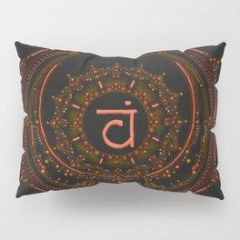 Sacral Chakra Pillow Sham