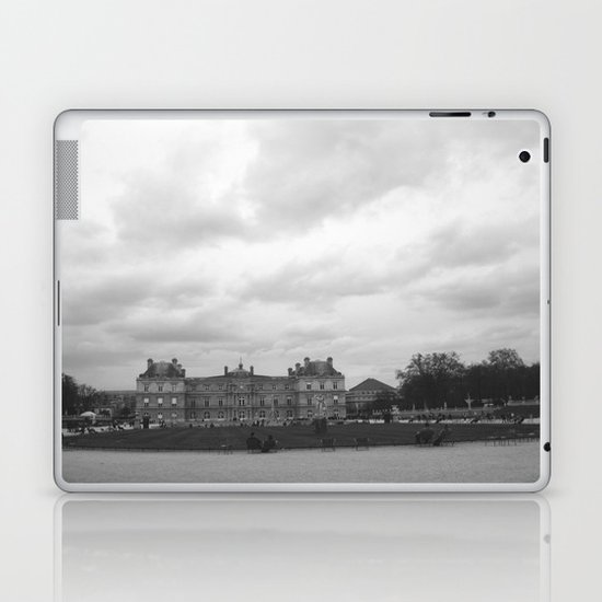 Cloud cover Laptop & iPad Skin