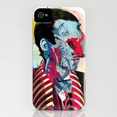 051113 iPhone (4, 4s) Slim Case