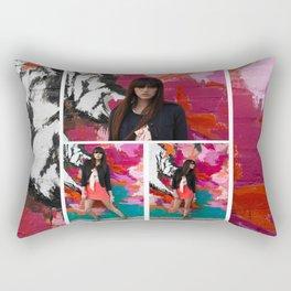 Wolf like Me  Rectangular Pillow